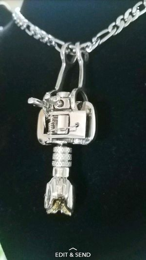 b84482aa94f elevator pendent and necklace for Sale in Midland