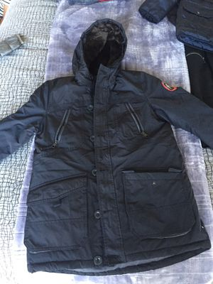 Zara boys down parka size 9/10 for Sale in Herndon, VA