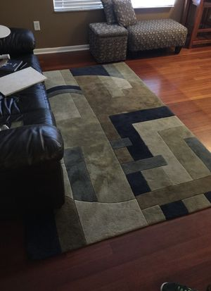 Wool area rug for Sale in Columbus, OH