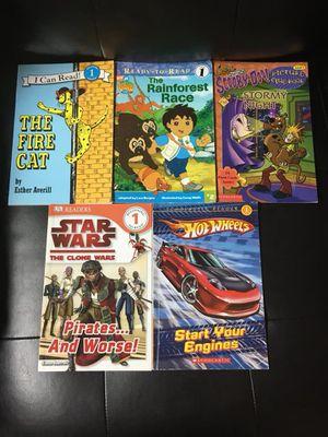 Beginner reading books 📚 level 1 & 2 for Sale in Olney, MD