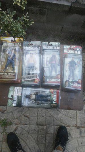 The Walking Dead Action Figures for Sale in Deltona, FL