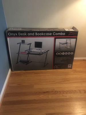 Brand-new computer desk with chair for Sale in Fairfax, VA