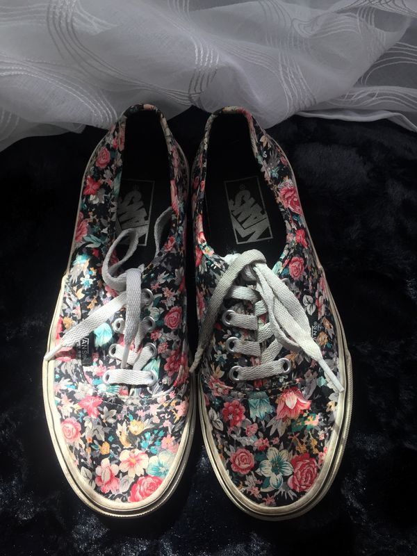 a9f82afaa2 floral print vans for Sale in South Gate