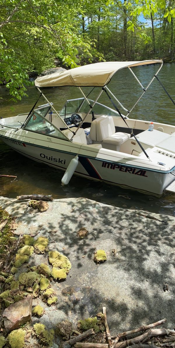 1988 imperial boat