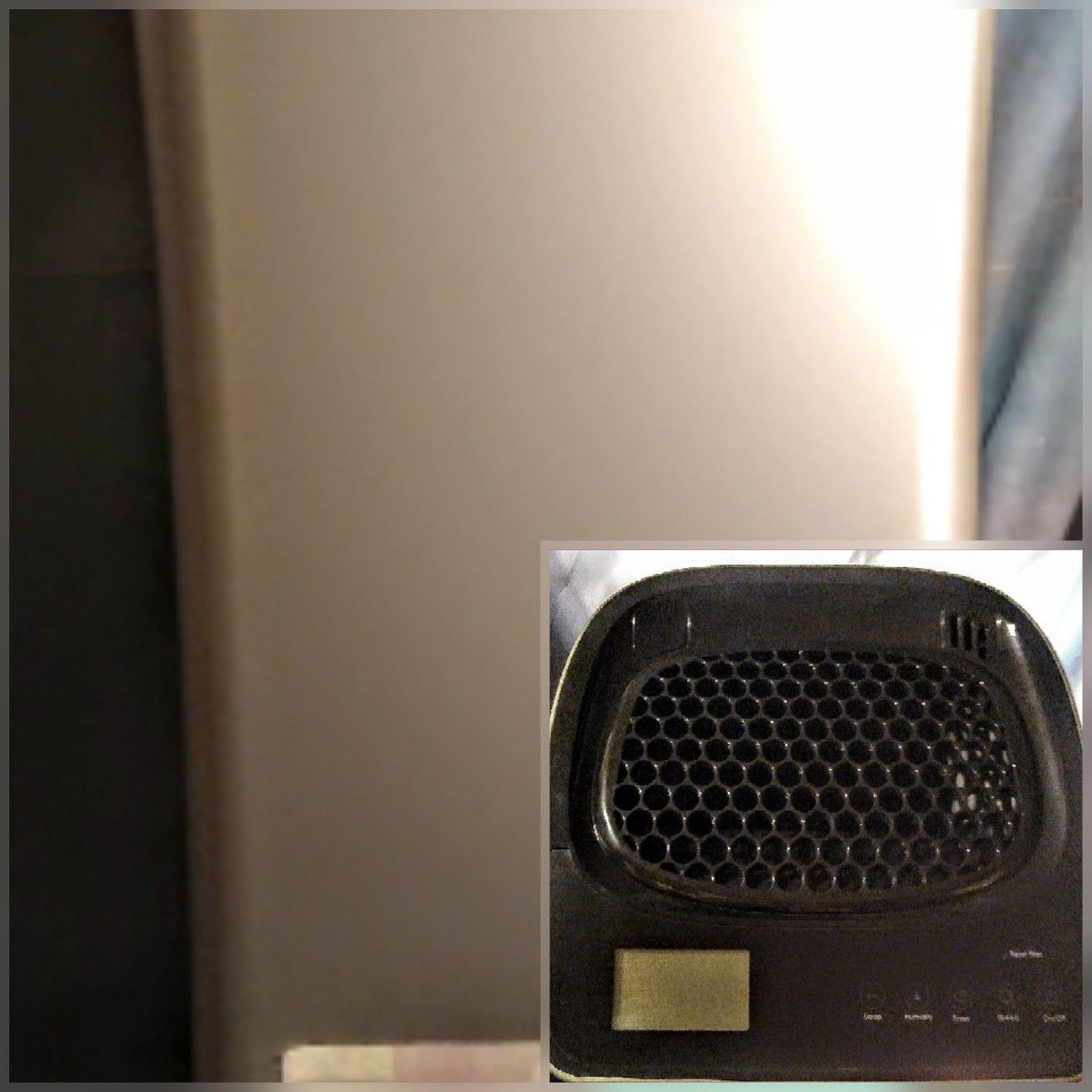 Oreck Air Purifier and Humidifier 2 in 1 Air Hepa Ultra Sonic
