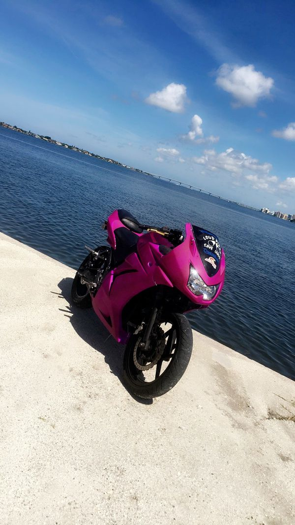 2010 Kawasaki Ninja 250r For Sale In Sarasota FL