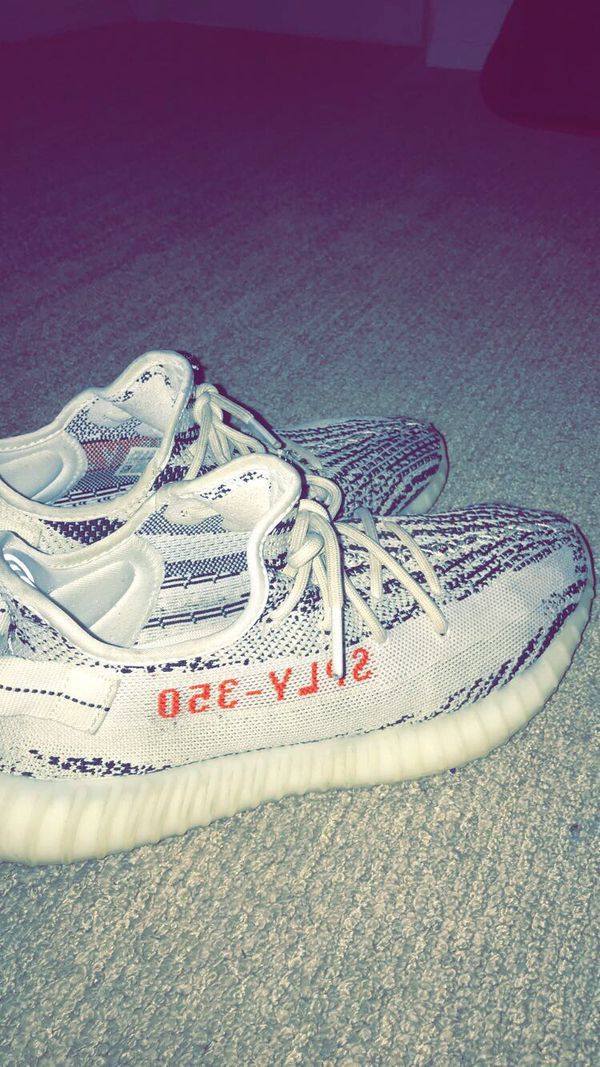 Yeezy Boost 350 V2 Zebra for Sale in Trenton c6df45a5f