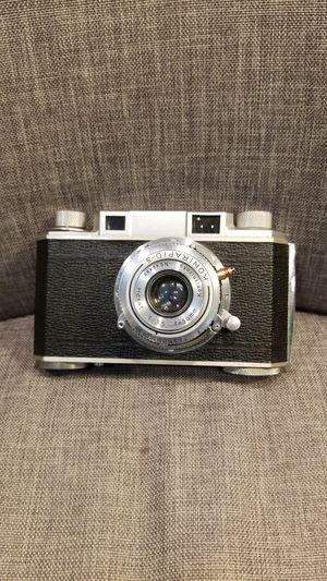 Pre 1950's Konica 35mm Camera with rare lens for Sale in Lynchburg, VA