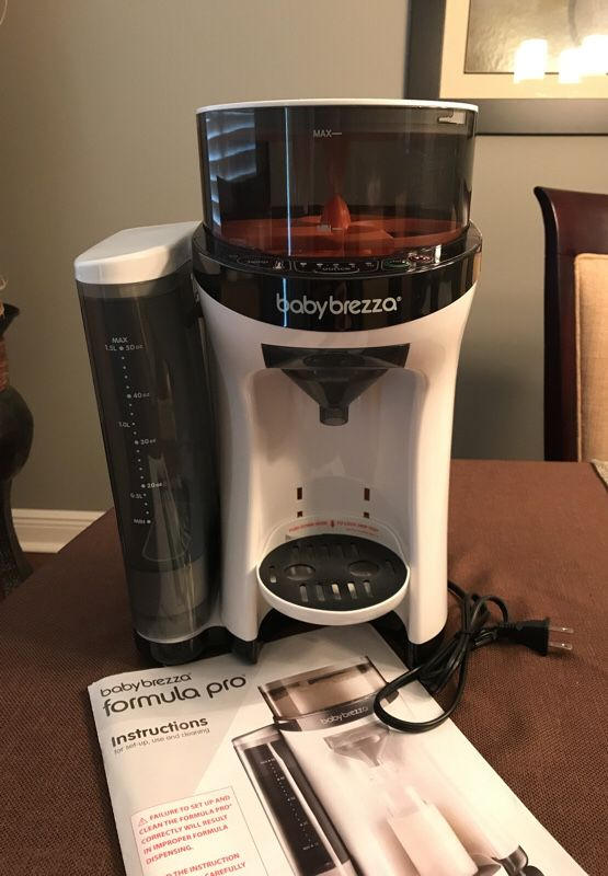 Formula Pro Baby Brezza For Sale In Lutz Fl Offerup