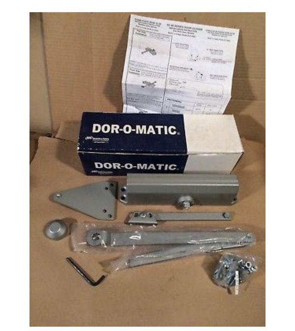 DOR-O-MATIC SC71 STD RW//PA AL Door Closer