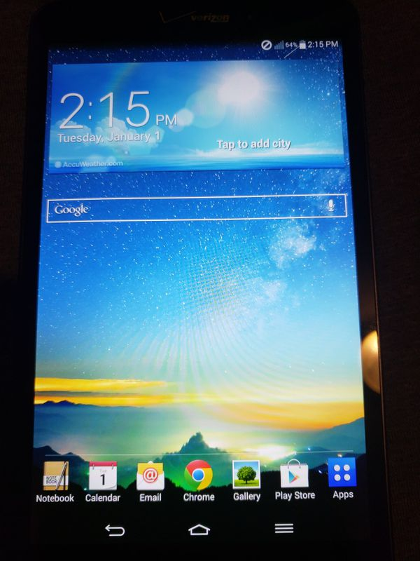 LG vk810 tablet for Sale in Azusa, CA - OfferUp