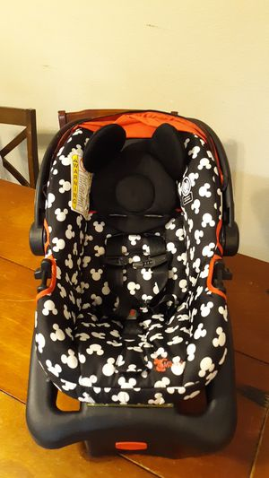 Disney Infant Car Seat Infantino Baby Carrier And Cars Walker For Sale In