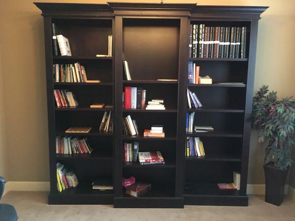 Stone Creek Furniture 3 Tier Bookcase