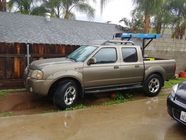 2001 Nissan Frontier Sc 4door 3 3supercharged 5speed Manual Guide