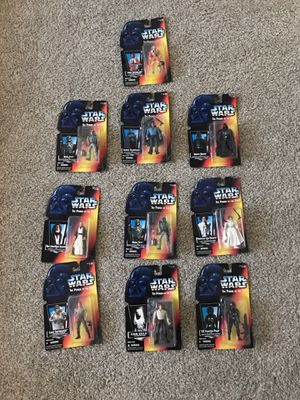 *UNOPENED* STAR WARS Action Figures from 80's for Sale in Phoenix, AZ