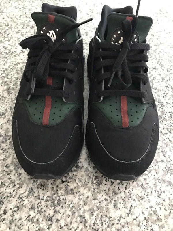 Custom Nike Gucci Huaraches For Sale In Riverview FL