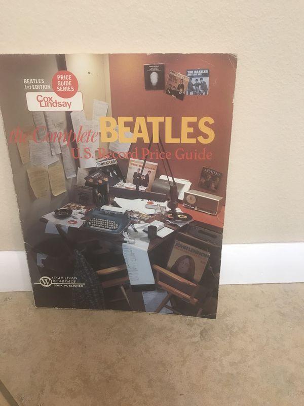 Beatles Book  for Sale in Phoenix, AZ - OfferUp