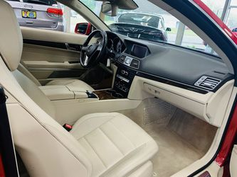 2014 Mercedes-Benz E-Class Thumbnail