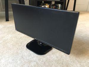 Ultra wide computer monitor 21:9 for Sale in Arlington, VA
