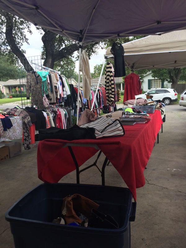 Big Garage Sale For Sale In San Antonio Tx Offerup