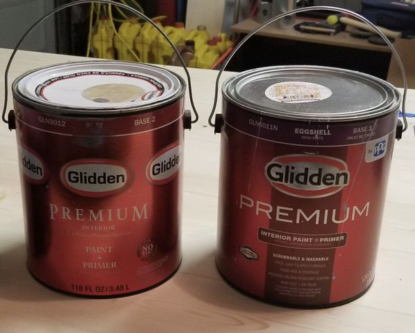 New Glidden Premium Interior Paint For Home Decor Wall In Spring Tx Offerup