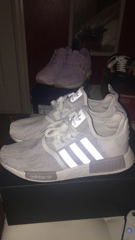 online store 3a66b fcf5a ... adidas NMD R1 Nmd r1 blizzard sz 9.5 (Clothing Shoes) in Canby, OR -  Offe . ...
