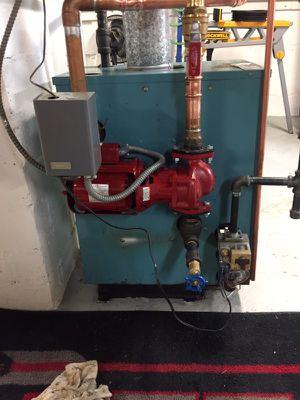 Boiler season. Free estimates. for Sale in Washington, DC