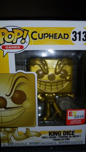 king dice funko pop for Sale in Kissimmee, FL