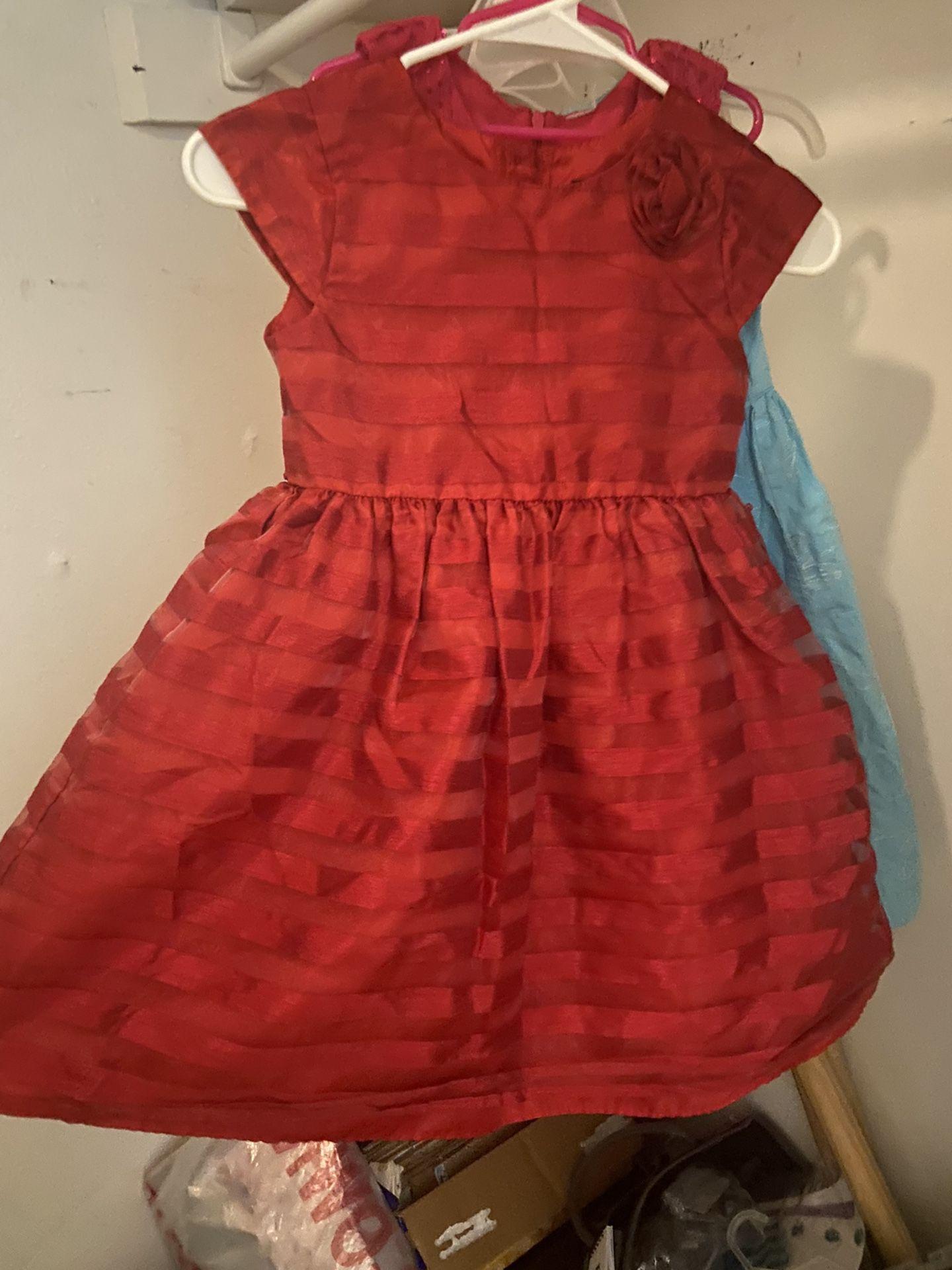 Girl Dress/vestido De Niña