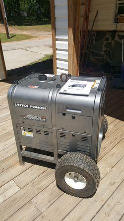 Ultra power generator,9000mtb.gasoline. Thumbnail