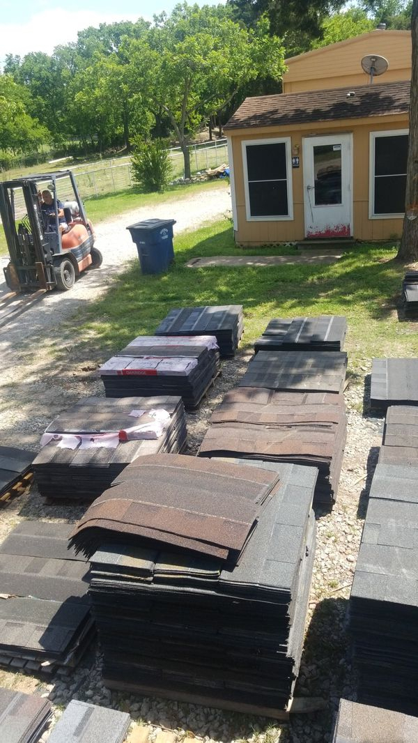 Roofing shingles/roofing material/Teja for Sale in Dallas ...