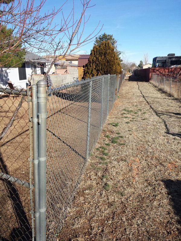 Chain Link Fence For Sale In Prescott Valley Az Offerup
