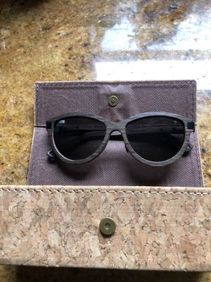 Trendy wood sunglasses for Sale in Orlando, FL