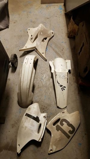 Yz250f plastics for Sale in Pittsburgh, PA