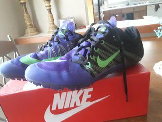 Nike track spikes size 10.5 Thumbnail