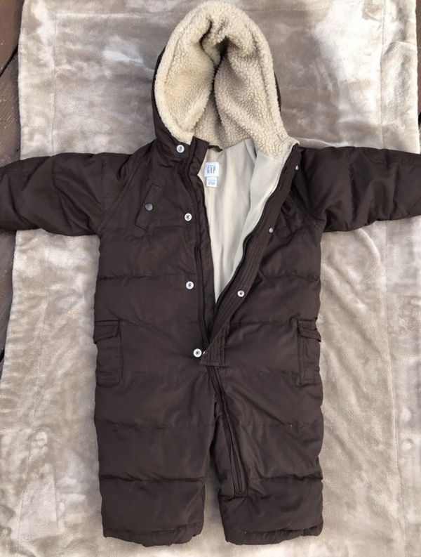 7a209f75b Baby snow suit, size 12-18 months for Sale in San Diego, CA - OfferUp