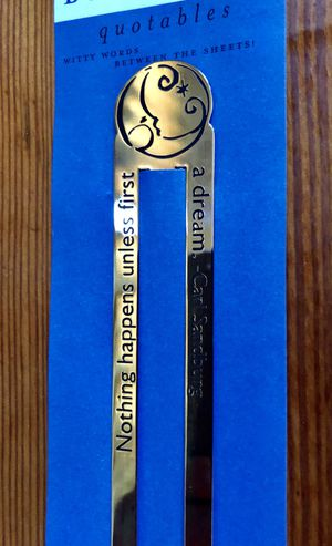 Metal bookmark for Sale in Washington, DC