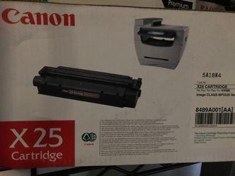 Canon c25 cartridge Thumbnail