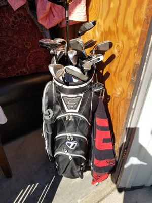 Taylormade Golf Clubs for Sale in Fresno, CA