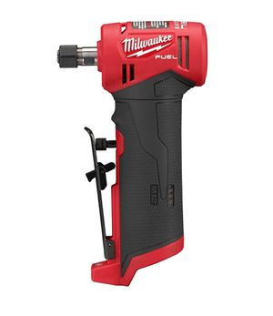Photo M12 FUEL 12-Volt Lithium-Ion Brushless Cordless 1/4 in. Right Angle Die Grinder (Tool-Only) new in box. Batteries and charger not included
