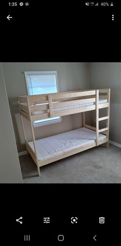 New And Used Bunk Beds For Sale Offerup