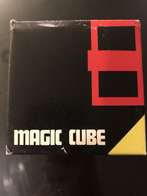 Magic Cube: Desk Accessory for Sale in Detroit, MI