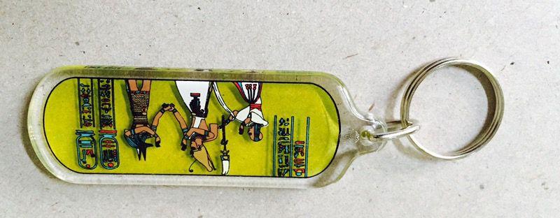 Egyptian Key chain