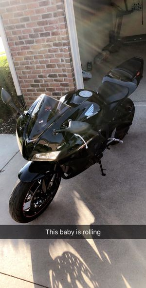 2007 Honda CBR 600 RR for Sale in MIDDLE CITY WEST, PA