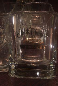 Jack Daniel's Whiskey Glasses Set of 6 Thumbnail