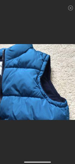 Gymboree Puff Vest Thumbnail