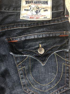 True Religion Denim size 32/32 for Sale in Philadelphia, PA