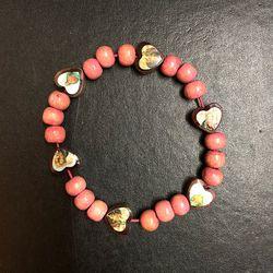 Our Lady, Joseph and Jesus Beaded Bracelet Thumbnail