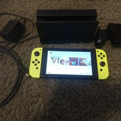 Nintendo Switch Console Thumbnail
