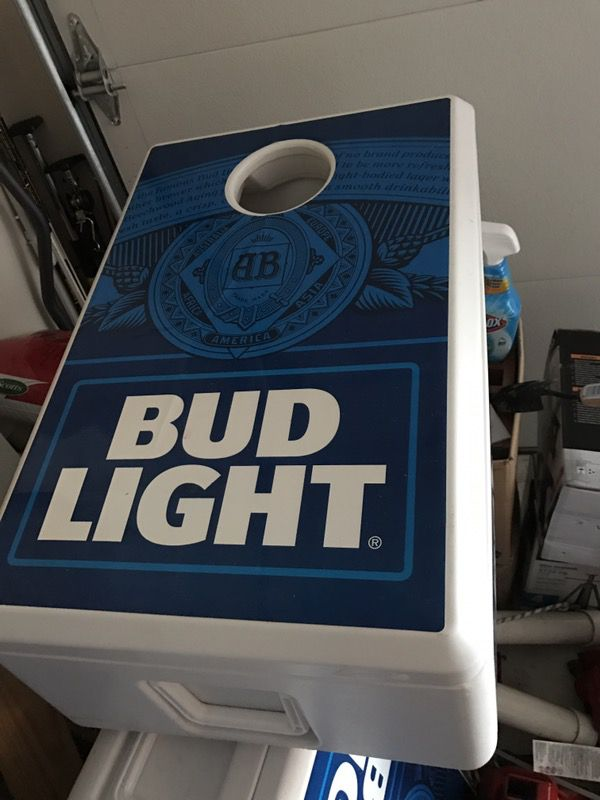 Bud Light Cornhole Coolers for Sale in Round Rock, TX - OfferUp